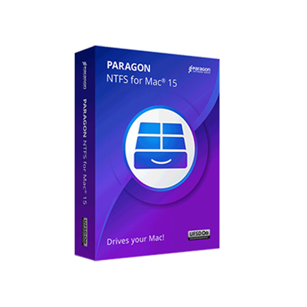 Paragon NTFS for Mac中文破解版