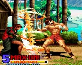 拳皇2004终极简化版