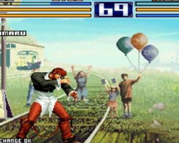 拳皇97移植版apk